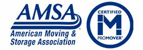 American Movers & Storage Association Certified Pro Mover